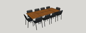 conf table B1